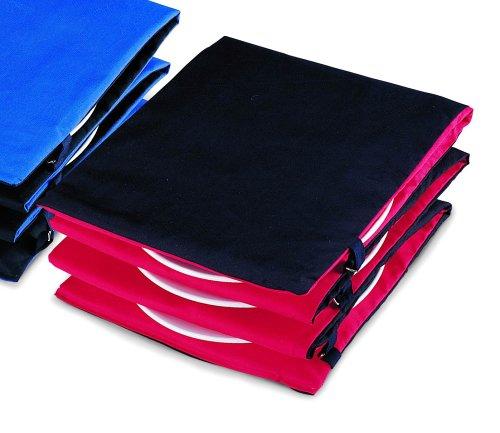 Solis Typ 851 Tellerwärmer anthrazit/rot
